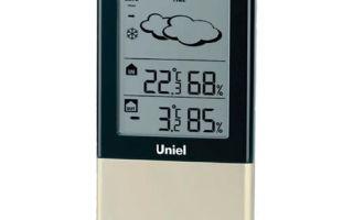 Метеостанция домашняя с беспроводным выносным датчиком: как и какую правильно выбрать, отзывы
