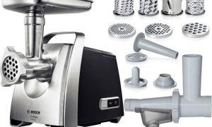 Кухонный комбайн с мясорубкой: рейтинг 2019-2020, отзывы и 5 лучших моделей