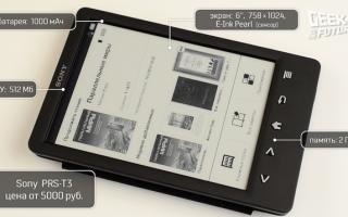 Электронные книги Sony prs-t1, prs-t2, prs-t3: какие форматы поддерживает, как закачать книги и отзывы покупателей