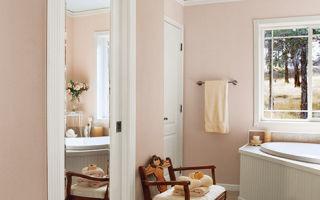 Межкомнатная дверь с зеркалом с одной стороны: как выбрать, фото в интерьере