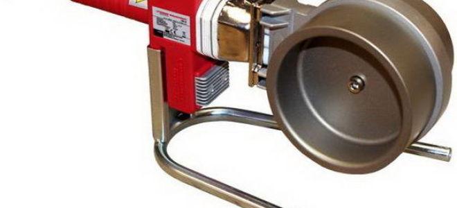 Аппарат для сварки полипропиленовых труб: как и какой паяльник выбрать