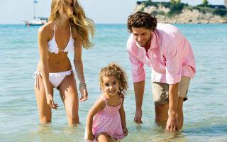 Отдых в Греции с детьми: где лучше, какой остров выбрать в 2019-2020 году, чтобы были отели у моря с аквапарком