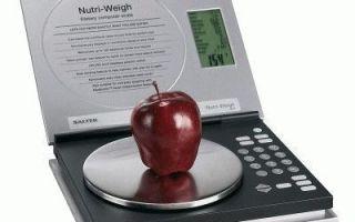 Кухонные весы электронные с подсчетом калорий: как выбрать и какие лучше, отзывы