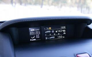 Субару Аутбек (Subaru Outback): технические характеристики и отзывы владельцев