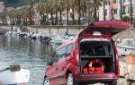 Фиат Добло (Fiat Doblo) технические характеристики, фото салона и отзывы владельцев