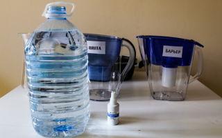 Какой фильтр для воды лучше Аквафор или Барьер — отзывы