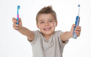 Электрическая зубная щетка для детей: стоит купить или нет, отзывы стоматологов
