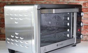 Мини духовка электрическая настольная, как выбрать с конвекцией или вертелом