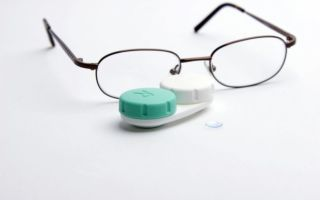 Что лучше выбрать: очки или контактные линзы, мнение врачей и отзывы