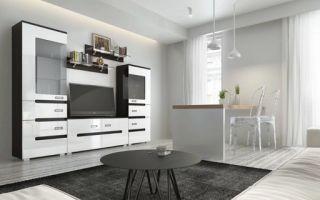 Какую мебель выбрать для гостиной в современном стиле