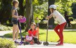 Как выбрать самокат для ребенка (2-3-4-7 лет), отзывы