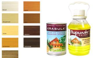 Огнебиозащита для древесины: как и какой огнезащитный состав лучше выбрать, отзывы мастеров