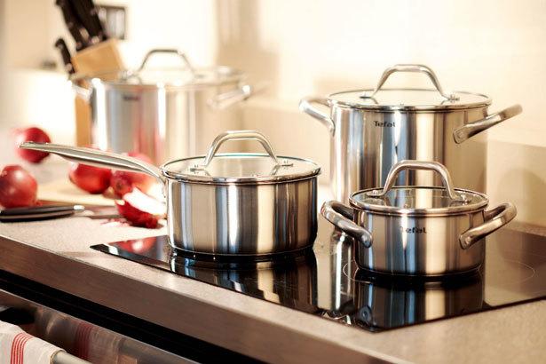 Как выбрать кастрюлю для газовой, стеклокерамической, индукционной плиты (из нержавеющей стали, с керамическим покрытием), отзывы