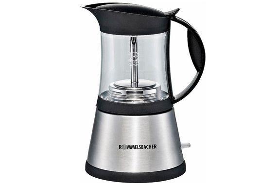 Электрические кофеварки гейзерного типа: какая фирма лучше, как выбрать + отзывы