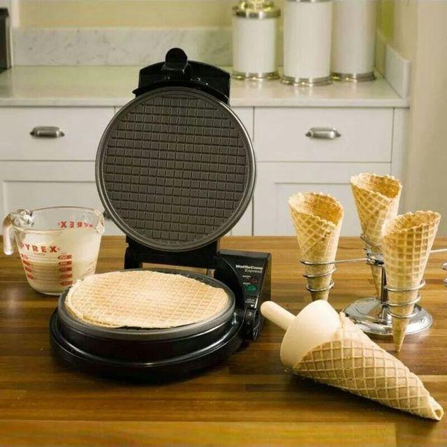 Вафельница для тонких вафель: какой фирмы купить (рейтинг)
