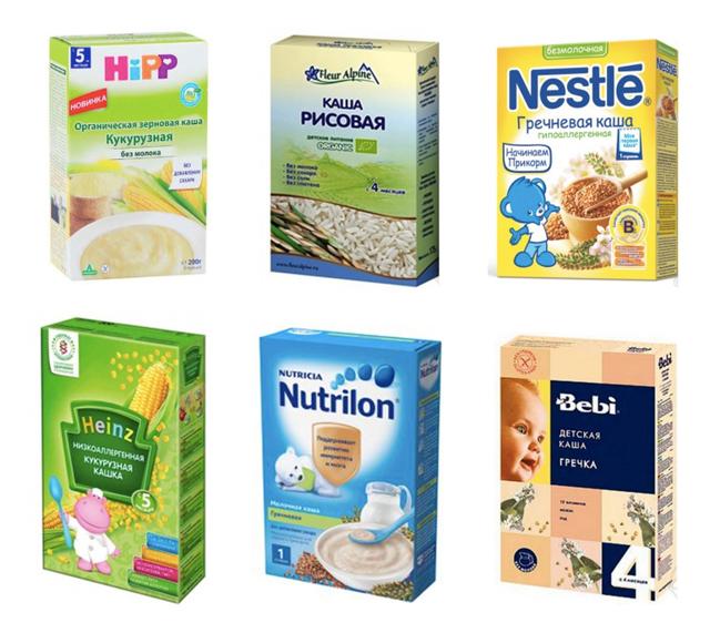 Первый прикорм: какую кашу выбрать для прикорма грудничка (отзывы + советы Комаровского)