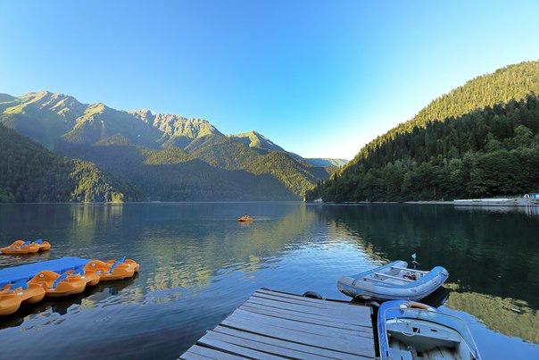 Где лучше отдохнуть в Абхазии отзывы и рекомендации туристов про отдых с детьми и без