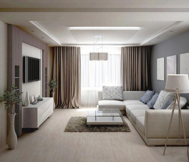 Как выбрать ковер в гостиную: советы, фото, дизайн интерьера