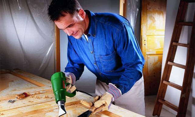 Какой строительный фен выбрать для дома: отзывы