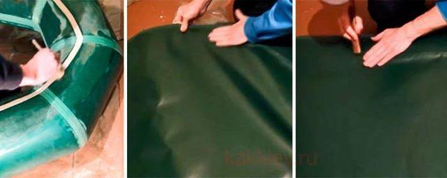 Каким клеем клеить лодку из ПВХ: какой клей лучше выбрать для ремонта резиновой лодки + отзывы