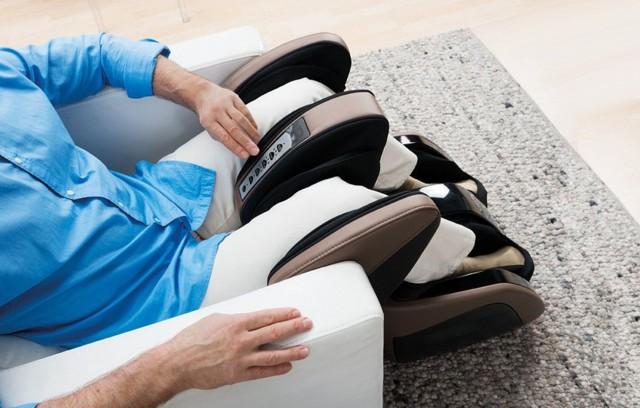 Электромассажер для ног: какой выбрать, противопоказания и рекомендации, отзывы
