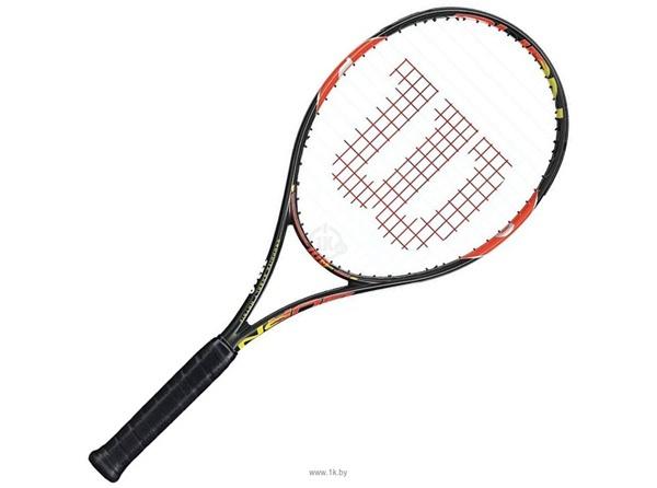 Как выбрать теннисные ракетки для большого тенниса (видео)