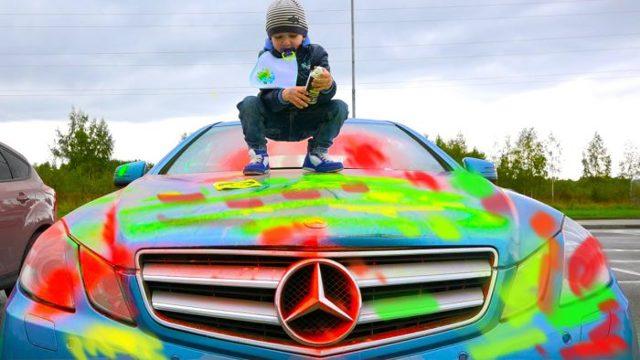 Как выбрать пневматический и электрический краскопульт для покраски авто и дома, отзывы