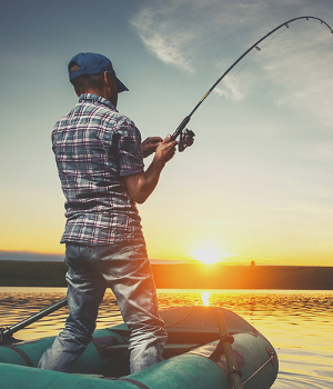Лодки ПВХ как выбрать и какую лучше купить для рыбалки + отзывы