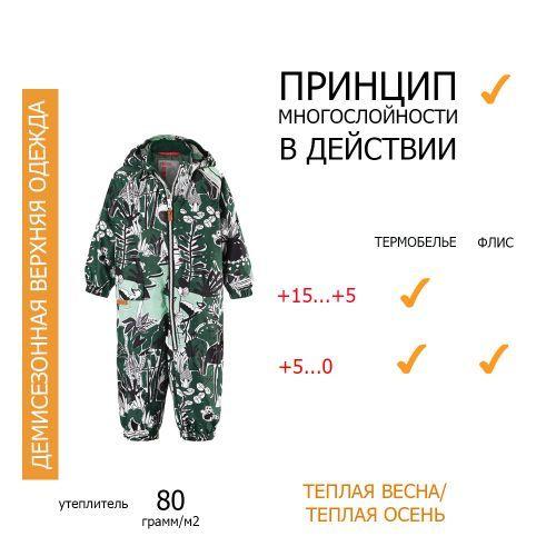 Польская детская зимняя одежда войчик: наполнитель, температурный режим, отзывы