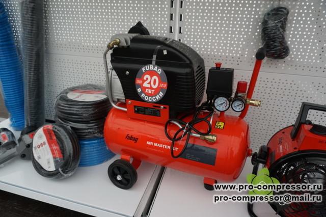 Как правильно выбрать хороший компрессор для гаража