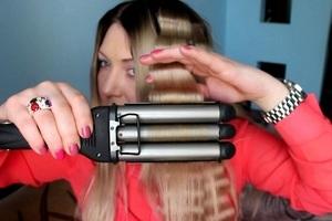 Как выбрать профессиональные щипцы для завивки волос: отзывы + видео