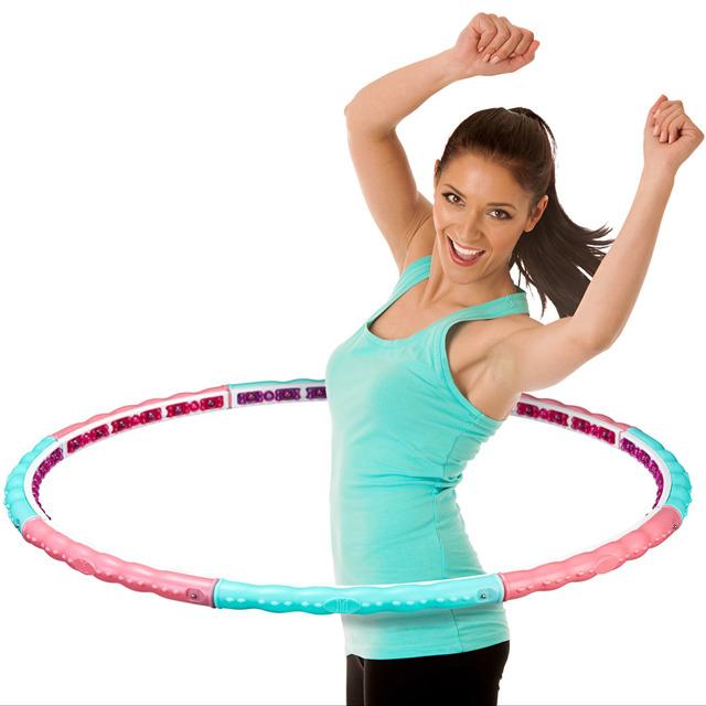 Какой обруч лучше купить для похудения живота и боков: легкий или тяжелый - как выбрать