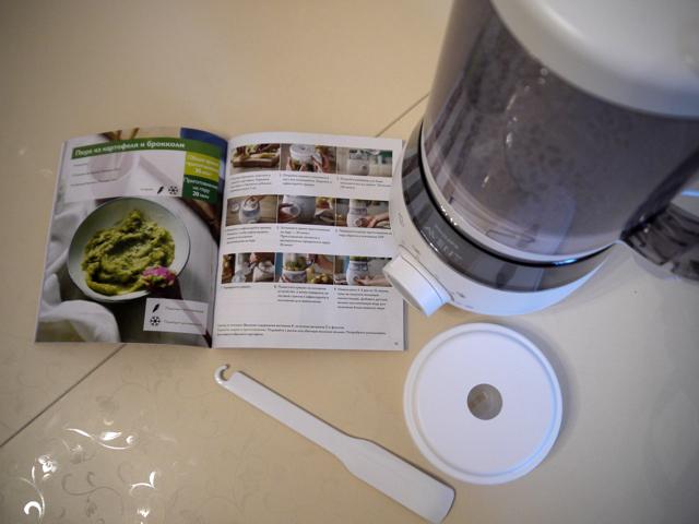 Пароварка-блендер philips avent 4 в 1 отзывы, характеристики (обзор)