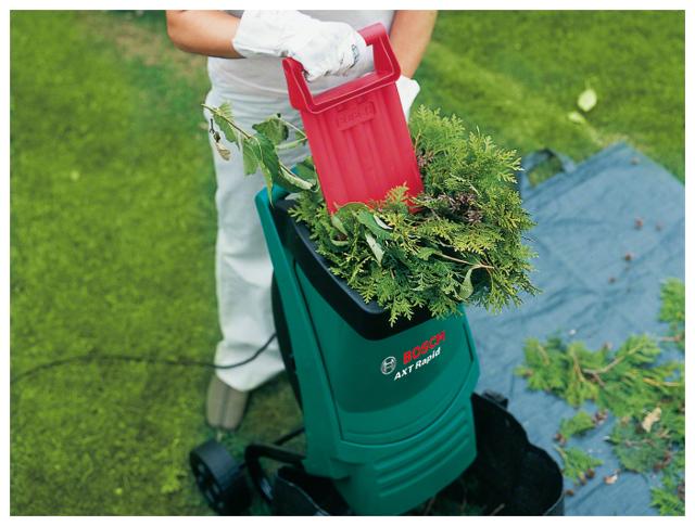 Измельчитель садовый электрический: как выбрать правильно + отзывы