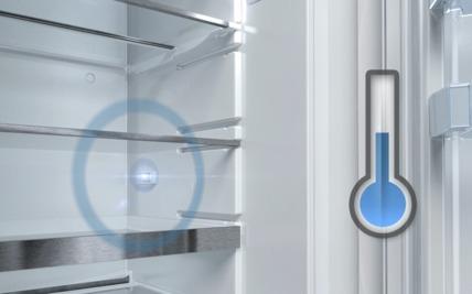 Какая оптимальная температура должна быть в холодильнике и морозильной камере: как подобрать и выставить правильно
