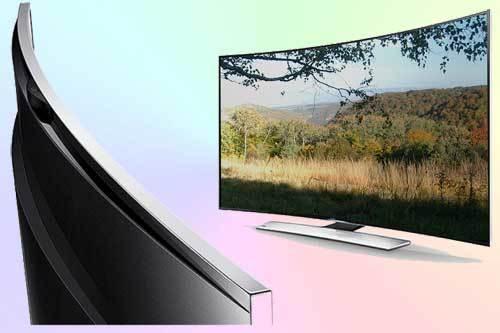 Изогнутый экран телевизора: преимущества и недостатки, отзывы + видео