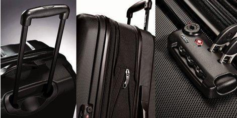 Как выбирать хороший и качественный чемодан на колесиках + фото и отзывы