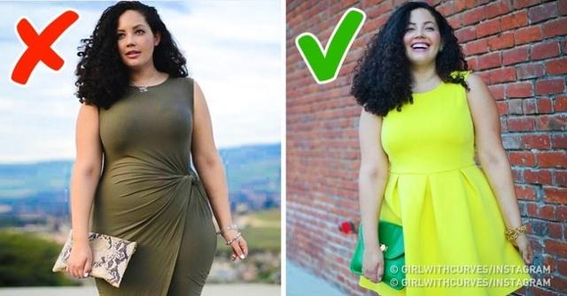 Какую одежду нужно носить, чтобы скрыть живот и бока (фото и видео)