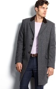 Как выбрать пальто мужское по размеру и фигуре (видео + фото)