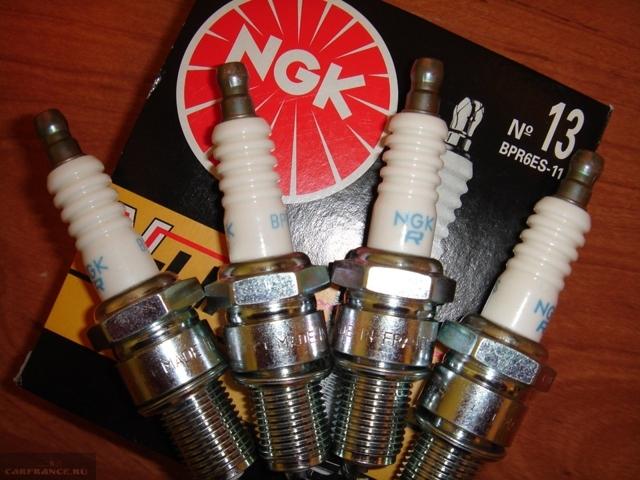 Как и какие свечи зажигания лучше выбрать для ВАЗ 2115 инжектор и карбюратор, ВАЗ 2112, Нива Шевроле