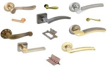 Фурнитура для межкомнатных дверей: как правильно выбрать