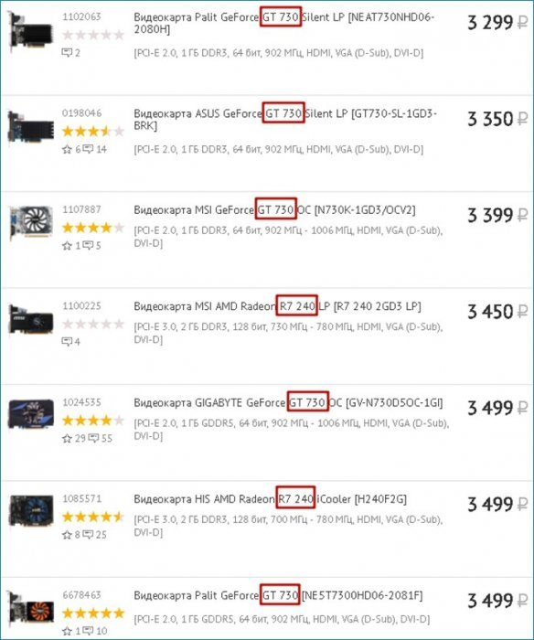 Как выбрать какую видеокарту купить для компьютера для игр: лучшая видеокарта 2020 (рейтинг)