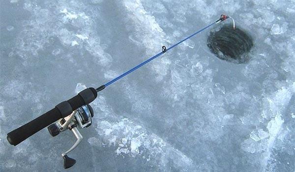 Удочка для зимней рыбалки на щуку, карпа, окуня: правильный выбор + фото