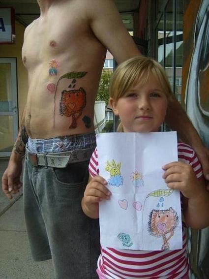 Какую татуировку со смыслом сделать парню или девушке, а какие татуировки не стоит делать