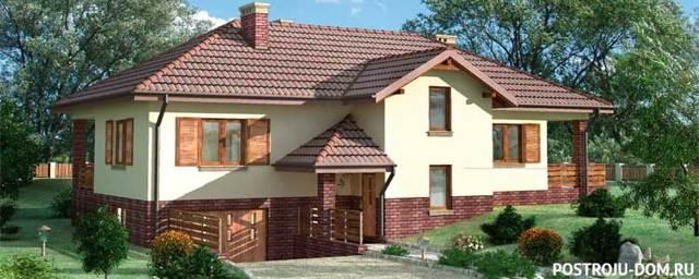 Облицовка цоколя дома: какой материал лучше выбрать для кирпичного и деревянного домов