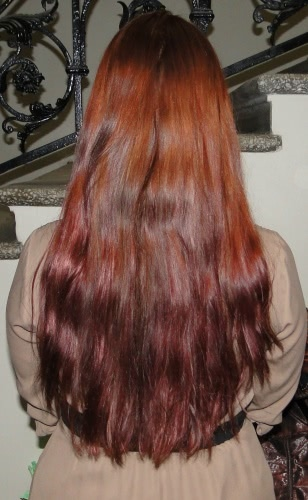 Хна для волос: какую выбрать, отзывы, польза и вред + фото до и после на темные волосы
