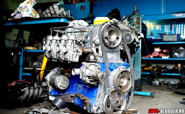 Какой двигатель лучше 8 или 16 клапанный выбрать на ВАЗ, Рено, Калину и почему