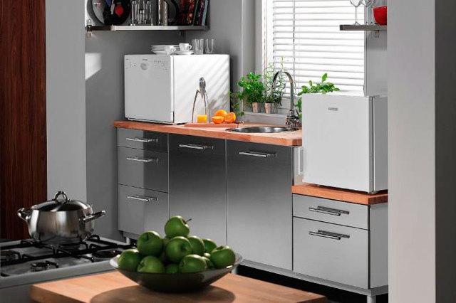 Настольная посудомоечная машина: как выбрать, отзывы, подключение к смесителю