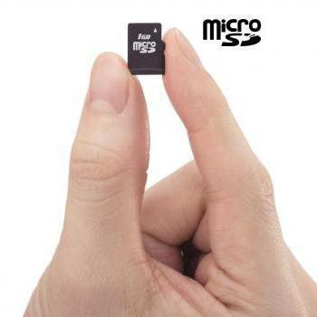 Как выбрать карту памяти для телефона или смартфона